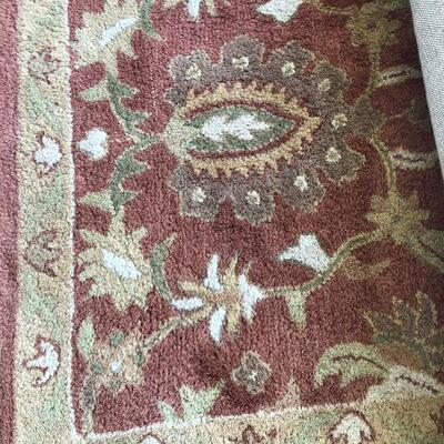 SEVERAL RUGS, VARIOUS SIZES.  COME CHECK THEM OUT.