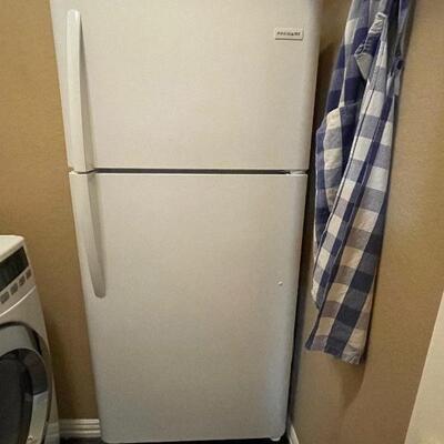 1 yr old Frigidaire fridge