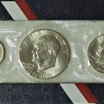 1976 Silver Uncirculated Set