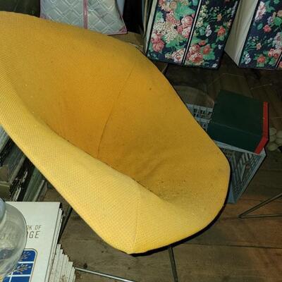 Harry Bertoia Diamond Vintage Chair