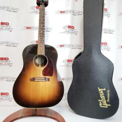 2012  Gibson J-45 Standard Acoustic Guitar With Gibson Hard Case Does Not Include Stand