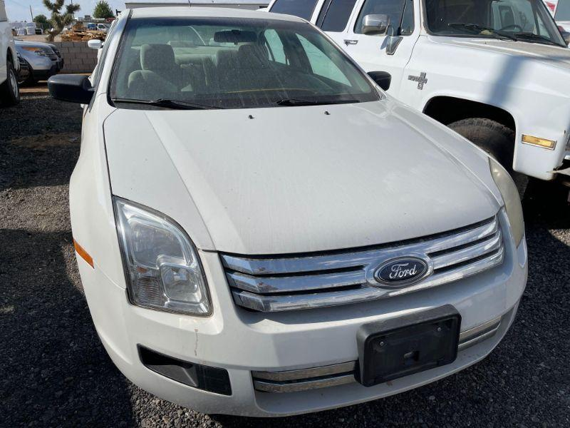 140  2008 Ford Fusion Year: 2008 Make: Ford Model: Fusion Vehicle Type: Passenger Car Mileage: Plate:  NONE Body Type: 4 Door Sedan Trim Level: S Drive Line: FWD Engine Type: L4, 2.3L; DOHC Fuel Type: Gasoline Horsepower: 148HP Transmission: VIN #: 3FAHP06Z88R261043 Doc Fee:  $70 Smog:  $60 DMV Registration Fee:  6% of sale price