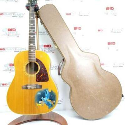 2022  Epiphone Texan FT79N Acoustic Guitar No. 127153 Stand Not Included