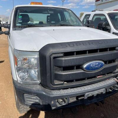 320  2011 Ford F-350 Year: 2011 Make: Ford Model: F-350 Vehicle Type: Pickup Truck Mileage: Plate:  none Body Type: 4 Door Cab; Super...