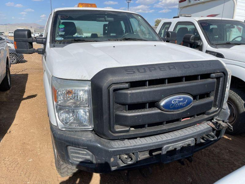 320  2011 Ford F-350 Year: 2011 Make: Ford Model: F-350 Vehicle Type: Pickup Truck Mileage: Plate:  none Body Type: 4 Door Cab; Super Cab Trim Level: XL; XLT; Lariat Drive Line: 4WD Engine Type: V8, 6.2L; FFV Fuel Type: Gasoline/E85 Horsepower: Transmission: VIN #: 1FT8X3B64BEC71666 Doc Fee:  $70 Smog:  $60 DMV Registration Fee:  6% of sale price  Features and Notes: