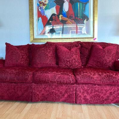 Henredon Couch