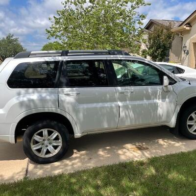 2011 Mitsubishi Endeavor AWD, clean, 114k, cold AC, newer tires, runs good.  We are taking sealed offers for this SUV. The highest offer...
