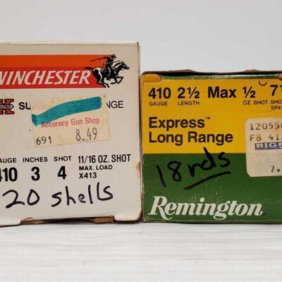#840 • 410 GA Long Range Shotgun Shells