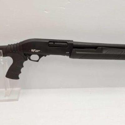 #708 • GForce GF20 12 GA Shotgun SERIAL NO. 21*7352 BARREL LENGTH 20