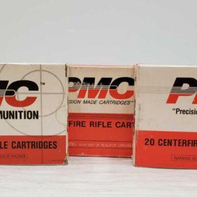 #858 • 60 Rounds Of 6.5×55MM SWED