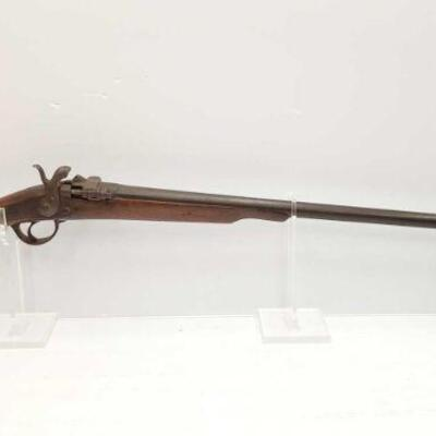 #780 • Black Powder Rifle BARREL LENGTH 34