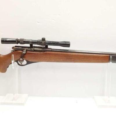 #636 • Mossberg 46 M-B .22 lr. Serial Number: 2ANTIQUE Barrel Length: 23