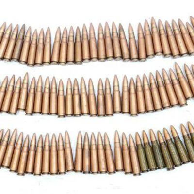 #846 • 114 Rounds of 7.62x39mm