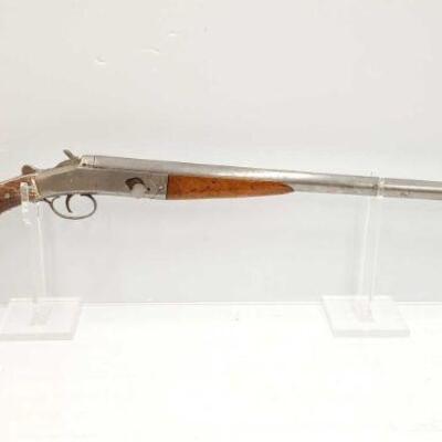 #722 • Remington 11-48 28 GA Shotgun SERIAL NO. 4022797 BARREL LENGTH 25