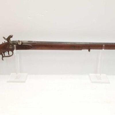 #788 • Black Powder Rifle SERIAL NO. 114842 LENGTH OF BARREL 33