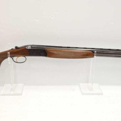 #718 • P.Beretta BL-3 20 GA Shotgun SERIAL NO V05289 BARREL LENGTH 28