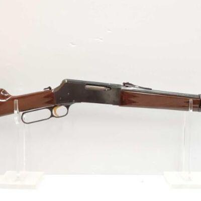 #640 • Browning 81 .308 Lever Action Rifle. Serial Number: 06893NZ227 Barrel Length: 20