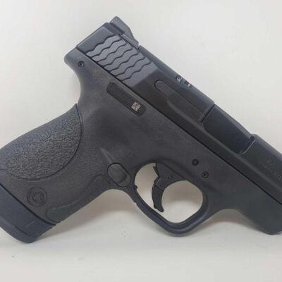 #422 • Smith & Wesson M&P9 Shield 9mm Semi-Auto Pistol - CA OK
