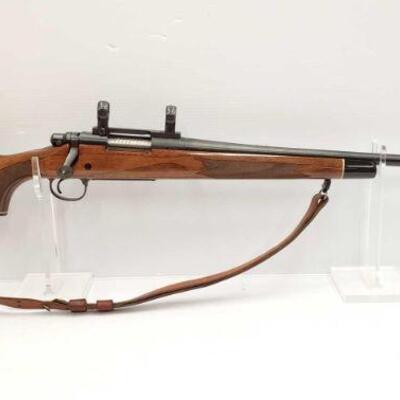 #628 • Remington 700 .222 REM Bolt Action Rifle. Serial Number: G6559466 Barrel Length: 25