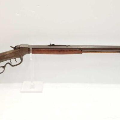 #782 • Marlin Ballard .45-70 Pacific No.5 Rifle SERIAL NO 24377 BARREL LENGTH 30