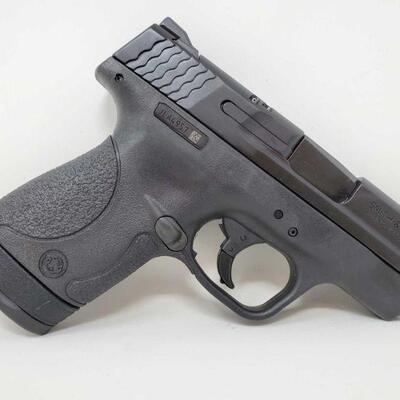 #416 • Smith & Wesson M&P 9 Shield 9mm Semi-Auto Pistol - CA OK BARREL 3