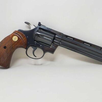 #512 • Colt Diamond Back .22lr Revolver - CA OK - NO CA SHIPPING. Serial Number: 584208 Barrel Length: 6