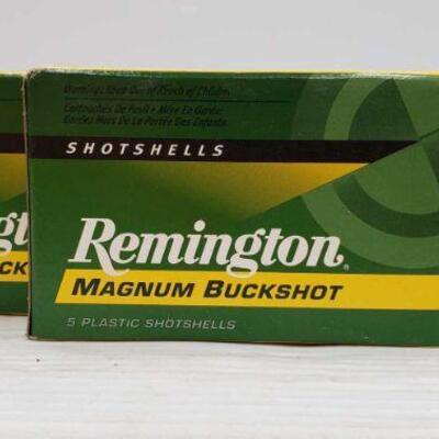 #856 • 15 Rounds Of 12 GA 00BK Buckshots