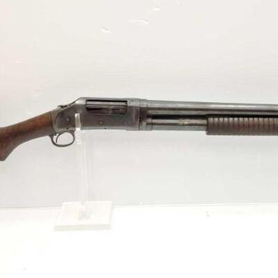 #720 • Winchester 97 12 GA Pump Action Shotgun