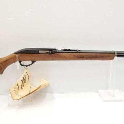 #652 • Marlin 60 .22 LR SERAL NO. 22470326 #652 • Marlin 60 .22 LR . California Transfer Available. Ca and out of state shipping...