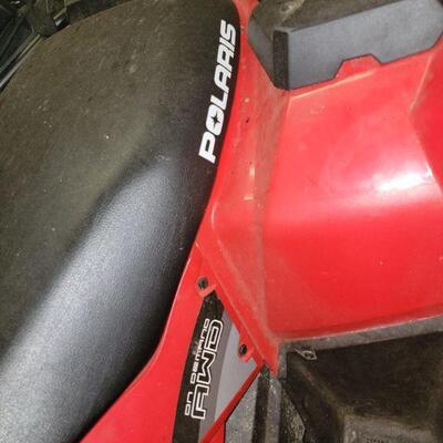 2015 Polaris Sportsman 570 4-wheeler