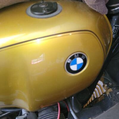Metzeler BMW R100 RS Motorcycle with 42,652 miles