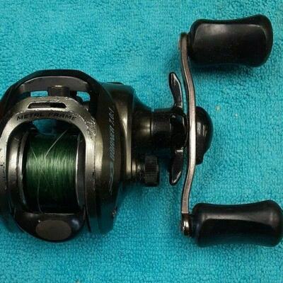 https://www.ebay.com/itm/124776501245EL3000 USED METRIX QUANTUM ME100H BAITCASTER FISHING REELBuy-It-Now $19.99