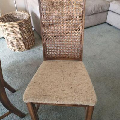 6 chairs, $30