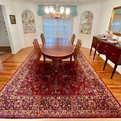 SOLD Dining Table