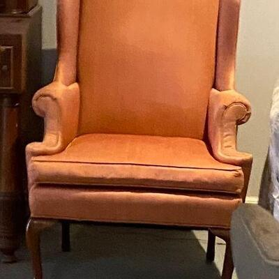 ME6004: Pair of Occasional Chairs