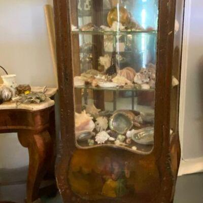 ME6018: Louis XV Display Cabinet