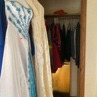 Fancy dresses & clothes
