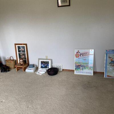 More pictures & frames