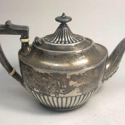 https://www.ebay.com/itm/124821569801ME7037 Sterling Silver Gorham Teapot (373.8 g)Buy-It-Now $875.00