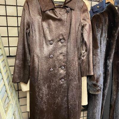 https://www.ebay.com/itm/114777599842oR9000 John Baldwin Vintage Fur Full Length Coat Beaver? UShip or Local Pickup