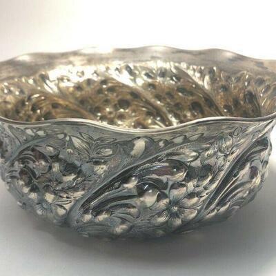 https://www.ebay.com/itm/124821569798ME7038 Sterling Gorham Floral Bowl (408g)Buy-It-Now $960.00