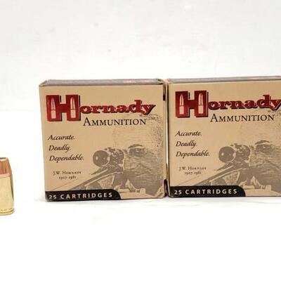 305  New In Box! 50 Rounds Of Hornady 9mm Luger New In Box! 50 Rounds Of Hornady 9mm Luger