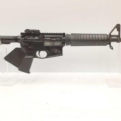 #546 • NEW Smith & Wesson M&P15 Sport II 5.56 Nato Semi Auto Rifle CA OK 1 Per 30 days Barrel Length 16in 1 per 30 days.