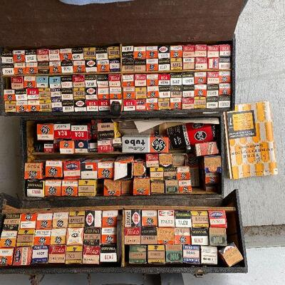 https://www.ebay.com/itm/124842028026LP7001 Vintage TV Repair Man's Traveling TUB Case Local Pickup
