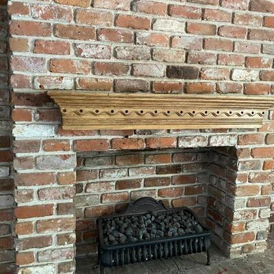 https://www.ebay.com/itm/124842021323GR7004 1900s New Orleans Wood Fireplace Mantel from St Charles Ave Local Pickup