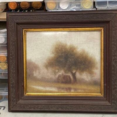 https://www.ebay.com/itm/124841995588ME7079 Oil on Canvas Original Artwork Framed Local Pickup