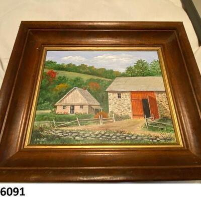 https://www.ebay.com/itm/124841988186ME6091 J Mellott Oil on Board Landscape Original Art Local pickup