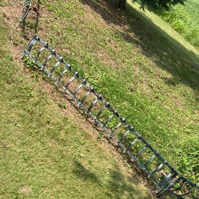 nice garden fence