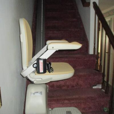 Acorn Superglide 130 Stair Lift