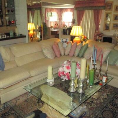 Sectional Sofa and more